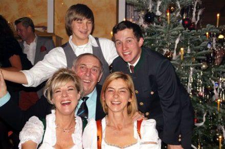 Ihre Gastgeber Familie Vötter