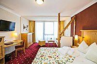 Doppelzimmer Komfort (2 - 3 Personen)