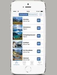 Zell am See - Kaprun Sommerkarte