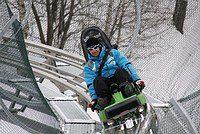 "NEU - Ganzjahresrodelbahn ""Alpin Coaster Maisiflitzer""."
