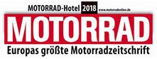Motorrad-Hotel