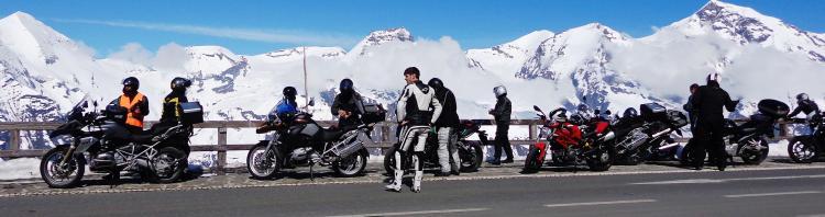 Ihr Motorradurlaub im Vötter's Sportkristall in Kaprun