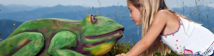 Urlaub mit Kind in Kaprun im Sport Kristall Vötter