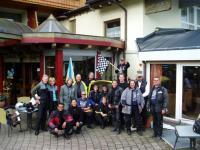 Unsere Freunde von Edelweiß Bike Travel