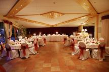 Eventpavillion für ihre Hochzeit im 4* Verwöhnhotel Vötter's Sportkristall