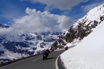 Die Großglockner Motorradtour