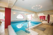 Wellness in Kaprun: Kristall-Spa