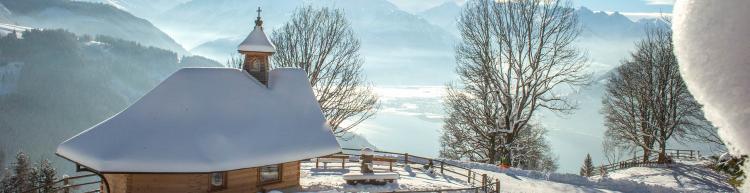 Sportkristall Vötter in Kaprun im Winter