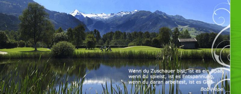 Golfurlaub im Salzburger Land - Verwöhnhotel Vötter's Sportkristall