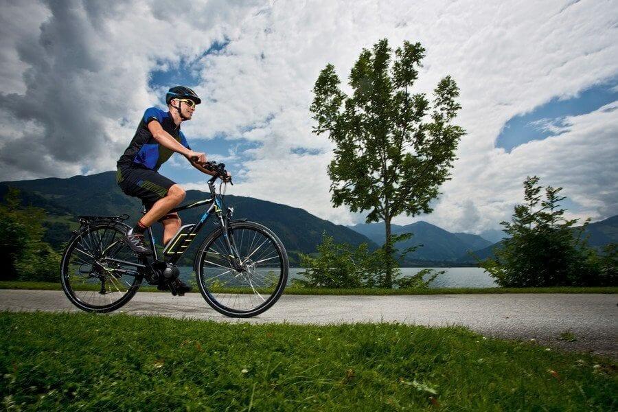 e bike tour
