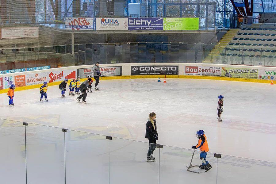 eishockey compressor