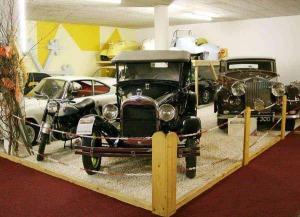 voetters oldtimer museum in kaprun medium