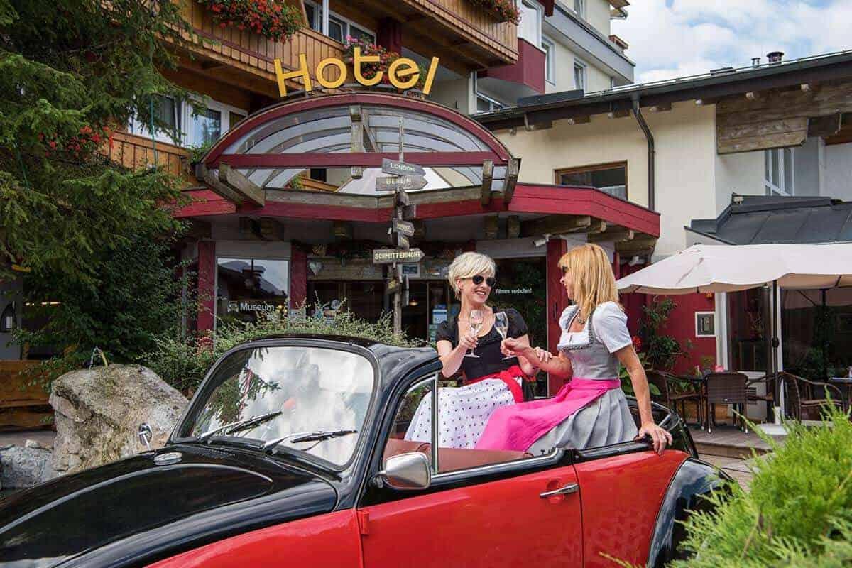 voetters vier sterne hotel kaprun zell am see