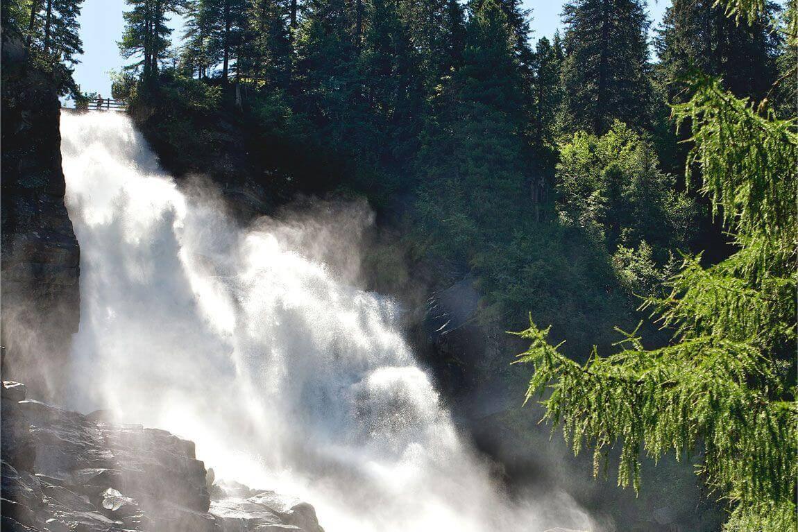 waterfall compressor